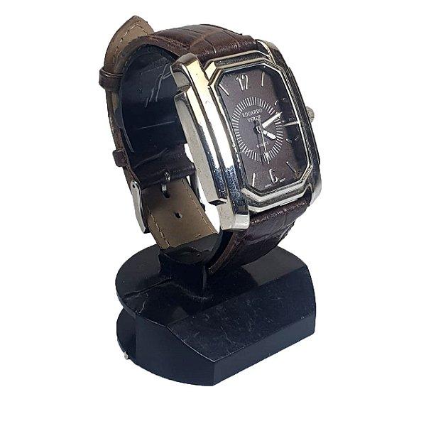 Relógio Pulso Eduardo Verde 350