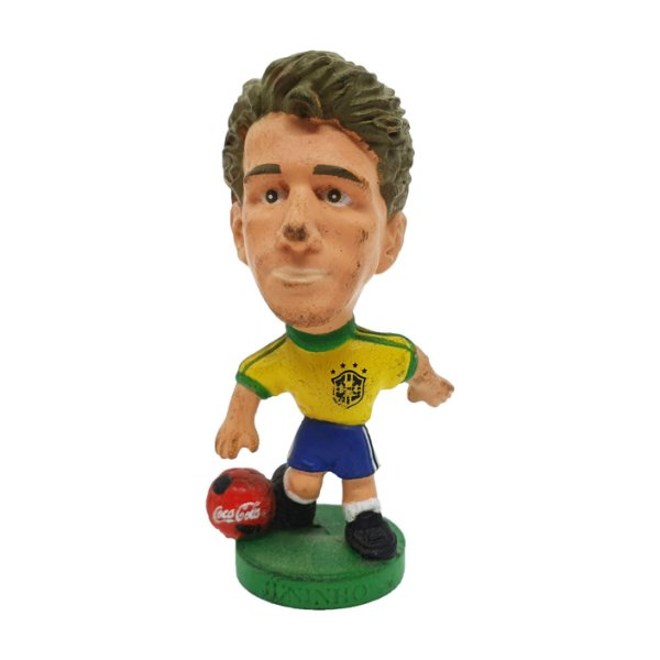 Mini Craque Juninho Copa 1998