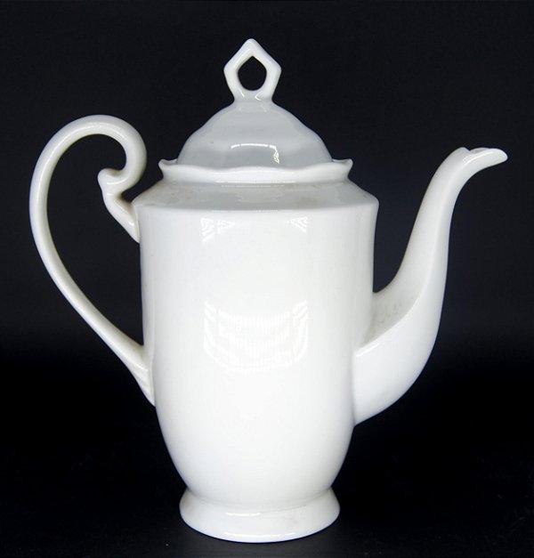 Bule Em Porcelana Steatita Classic