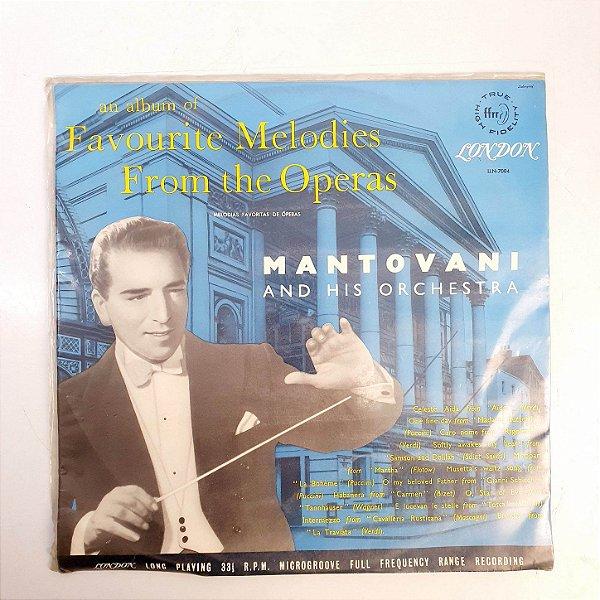 Disco de Vinil - Mantovani And His Orchestra