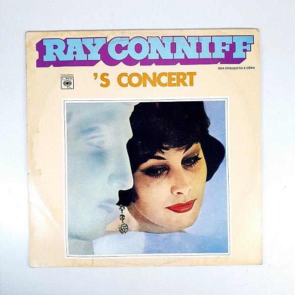 Disco de Vinil - Ray Conniff - S Concert