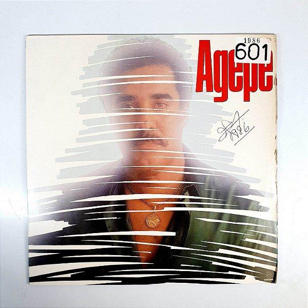 Disco de Vinil - Agepê - 1986
