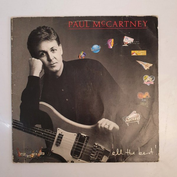 Disco de Vinil -  Paul McCartney - All The Best