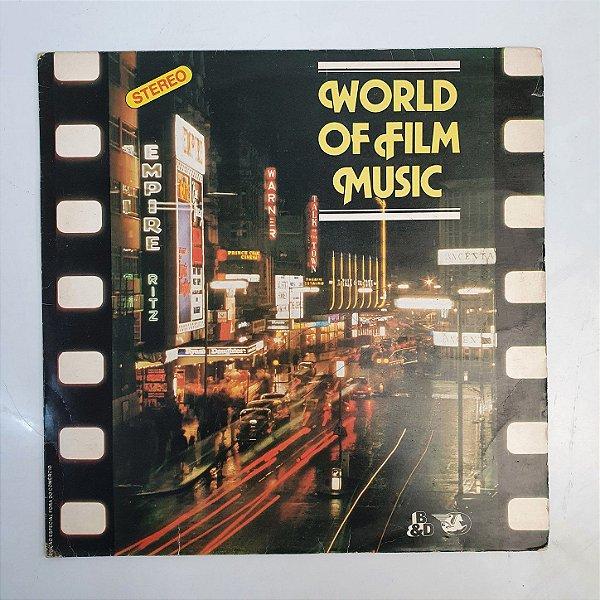 Disco de Vinil - Eric Robinson - World of Film Music