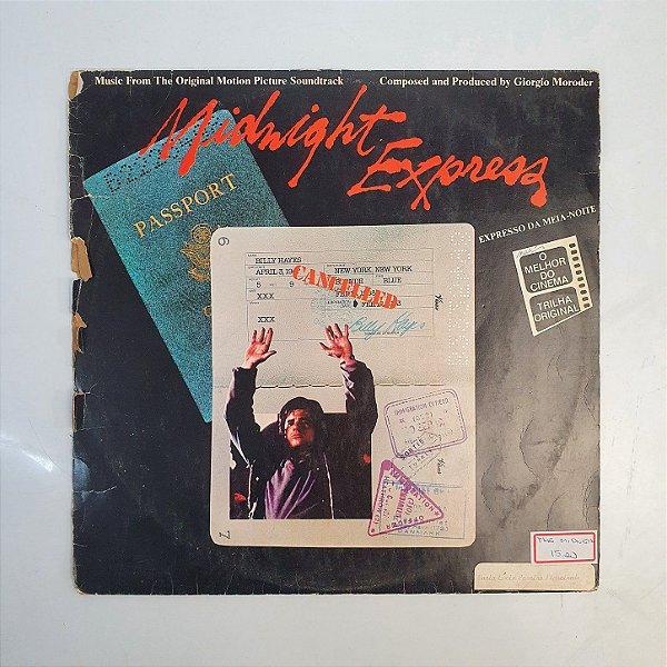 Disco de Vinil - Giorgio Moroder - Midnight Express