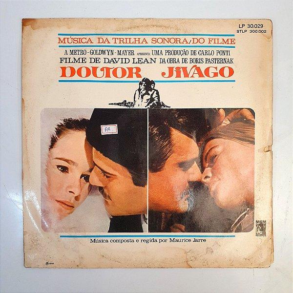 Disco de Vinil - Doutor Jivago - Trilha Sonora