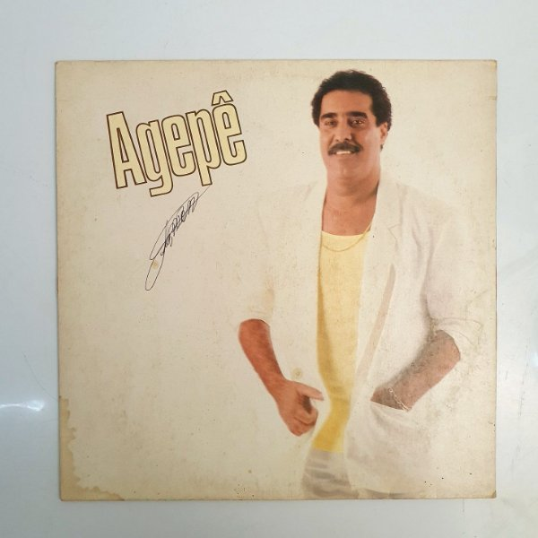 Disco de Vinil - Agepê - 1987