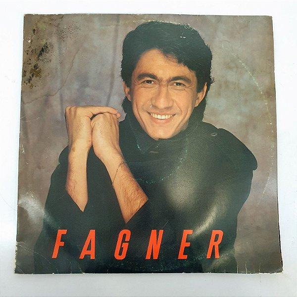 Disco de Vinil - Fagner - A Mesma Pessoa