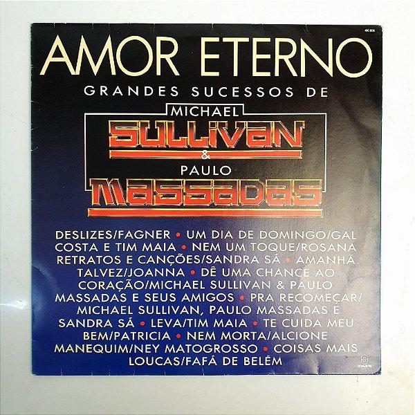Disco de Vinil Michael Sullivan & Paulo Massadas Amor Eterno