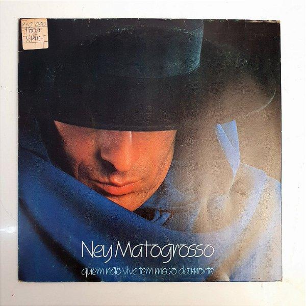 Disco de Vinil - Ney Matogrosso - 1988