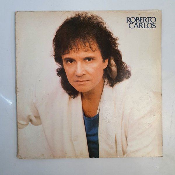 Disco de Vinil - Roberto Carlos - 1990