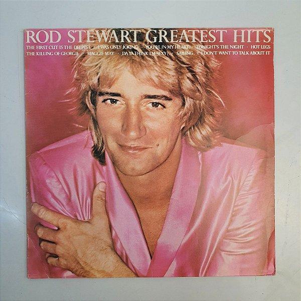 Disco de Vinil - Rod Stewart ?- Greatest Hits