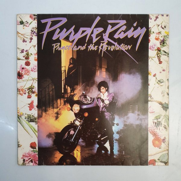 Disco de Vinil -  Prince - Purple Rain