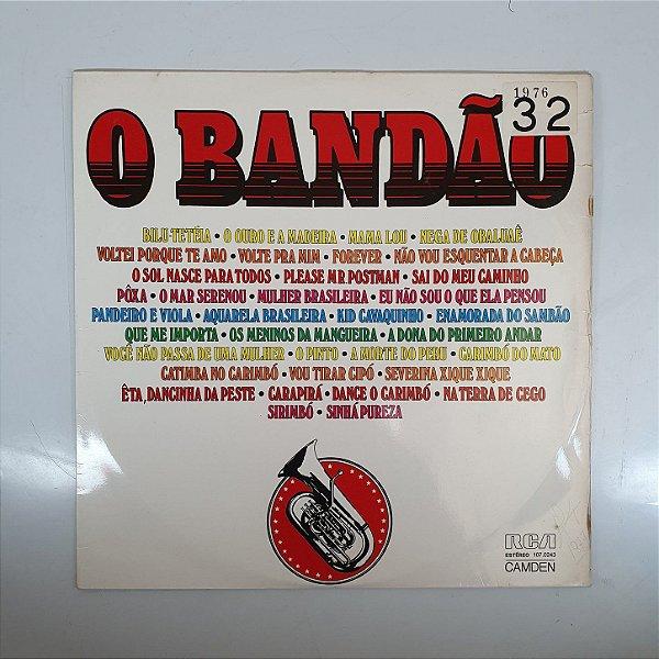 Disco de Vinil - O Bandão - 1976