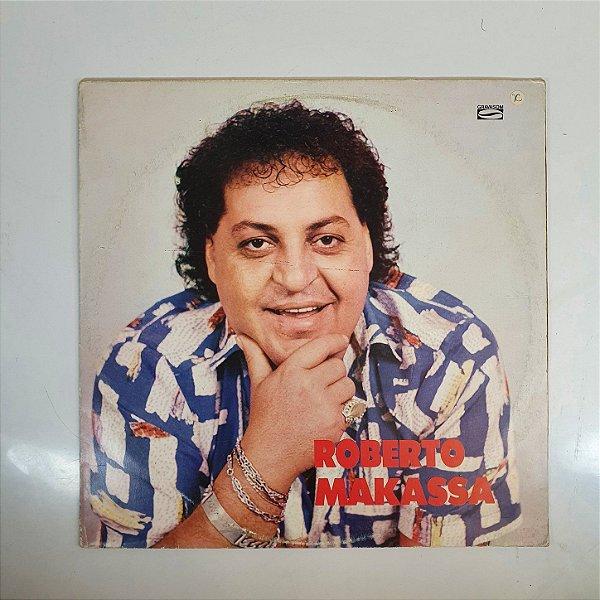 Disco de Vinil - Roberto Makassa - 1988