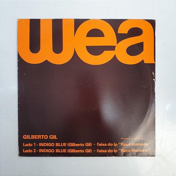 Disco de Vinil - Gilberto Gil - Indigo Blue