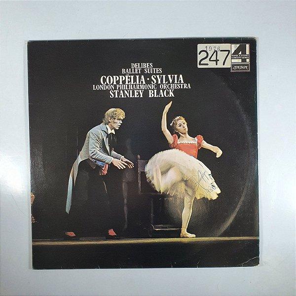 Disco de Vinil - Stanley - Black delibes suite - 1975