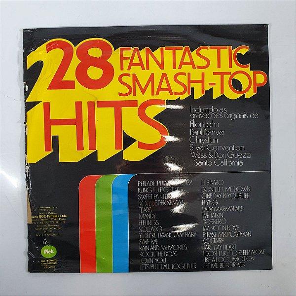 Disco de Vinil - 28 Fantastic Smash - Top Hits - 1976