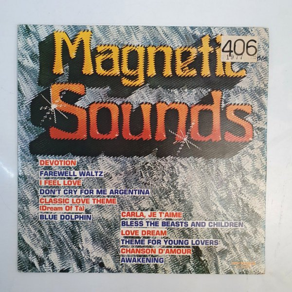 Disco de Vinil - Magnetic Sounds - 1977