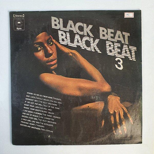 Disco de Vinil - Black Beat 3 - 1975