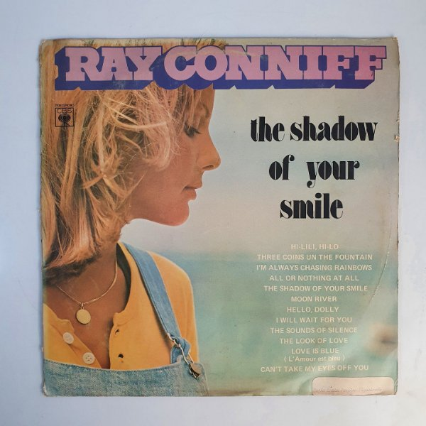 Disco de Vinil - Ray Conniff - The Shadow Of You Smile