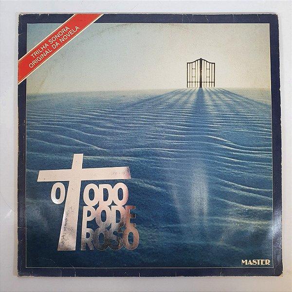 Disco de Vinil - O Todo Poderoso - Trilha Sonora - 1979