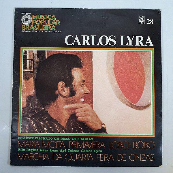 Disco de Vinil - Carlos Lyra - MPB - 1971
