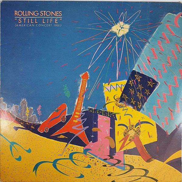 LP - Rolling Stones - Still Life - 1982