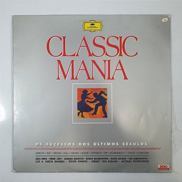 LP - Classic Mania - Os Sucessos Dos Últimos Séculos