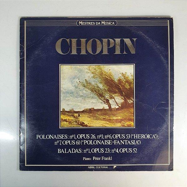 LP - Chopin - Mestes da Música - 1982