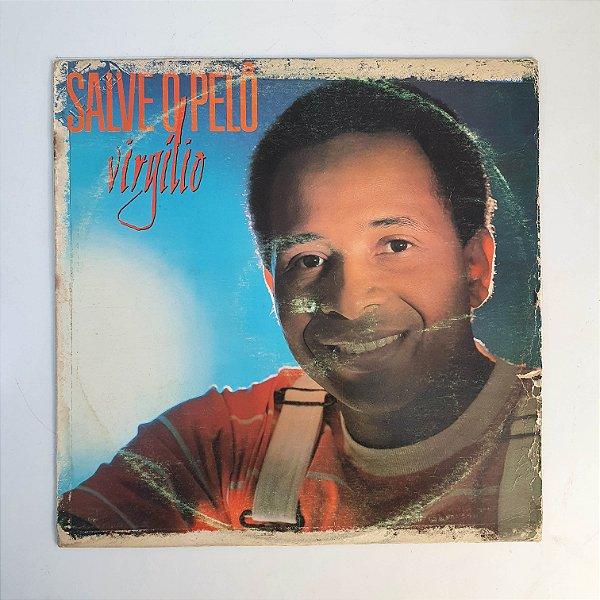 LP -  Virgílio - Salve O Pelô - 1988