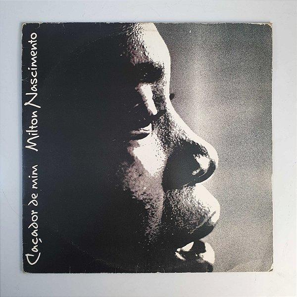 LP -  Milton Nascimento - Caçador De Mim