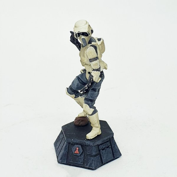 "Miniatura Xadrez Star Wars ""Scout Trooper"""