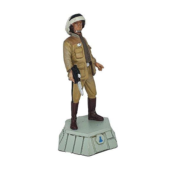 Miniatura Xadrez Star Wars Captain Antilles