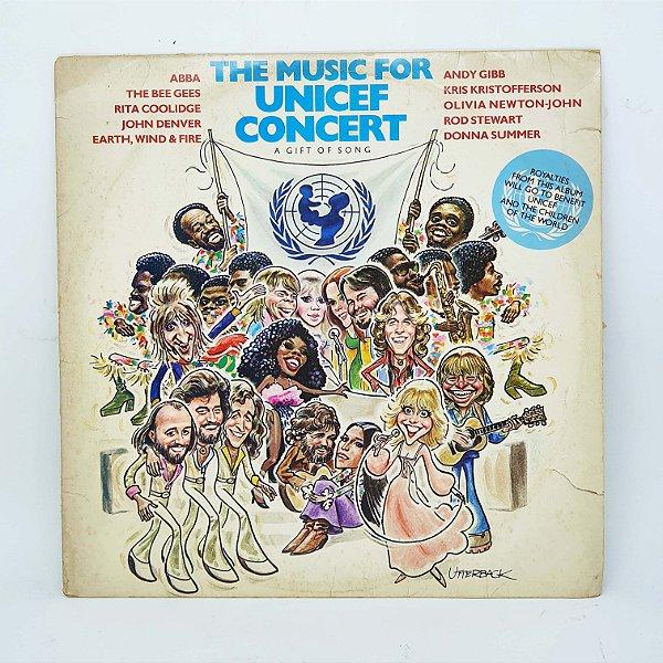 Disco de Vinil - The Music For Unicef Concert