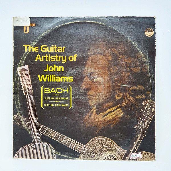 Disco de Vinil - Bach - The Guitar Artistry