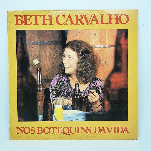 Disco de Vinil - Beth Carvalho - Nos botequins da Vida