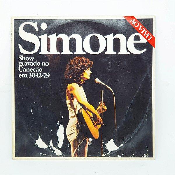 Disco de Vinil - Simone - Show Canecão