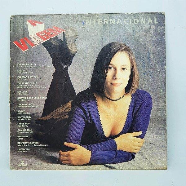 Disco de Vinil - A Viagem - Internacional