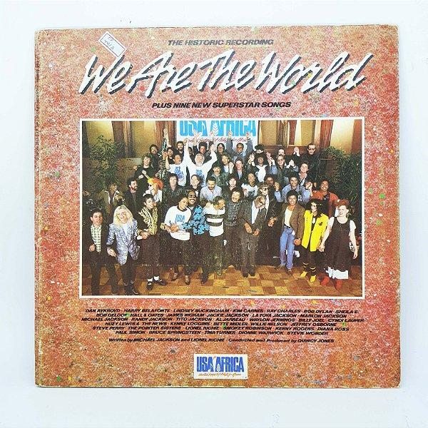Disco de Vinil - We Are the World
