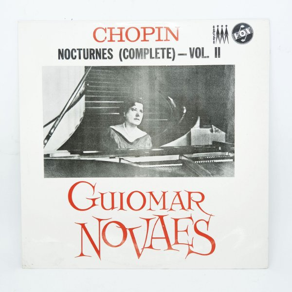 Disco de Vinil - Chopin - Nocturnes