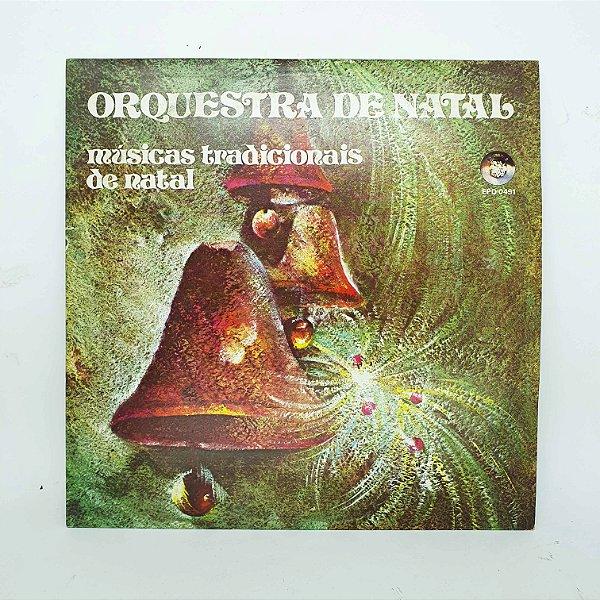 Disco de Vinil - Orquestra de Natal - Música Tradicional