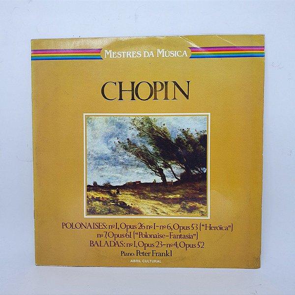 Disco de Vinil - Mestres da Música - CHOPIN