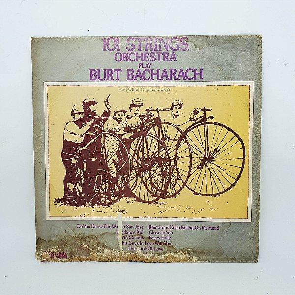 Disco de Vinil - 101 Strings Orchestra play Burt Bacharach