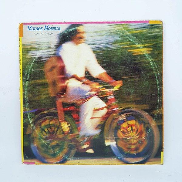 Disco de Vinil - Moraes Moreira - Mestiço É Isso