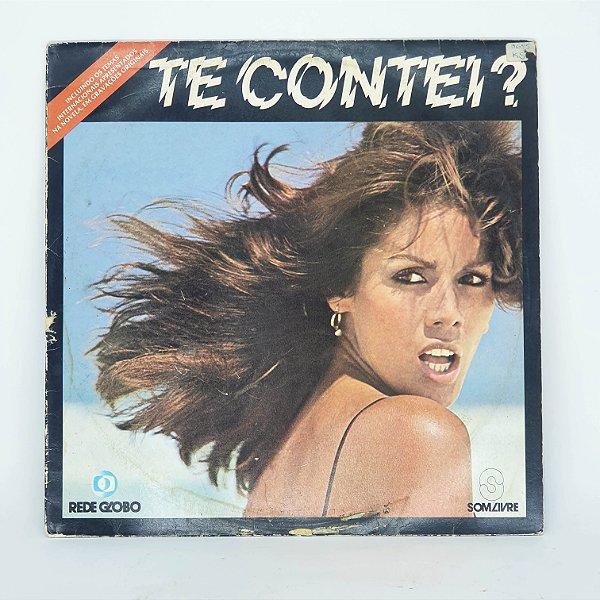 Disco de Vinil - Te Contei? - 1978