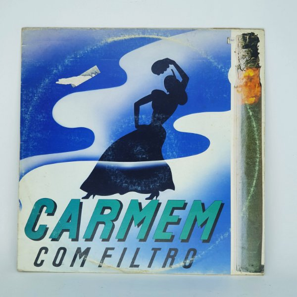 Disco de Vinil - Carmem Com Filtro