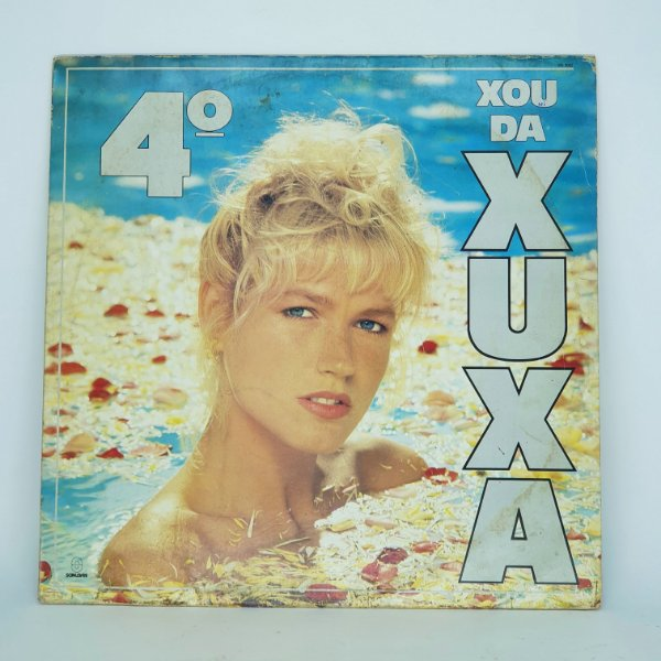 Disco de Vinil - 4° Xou da Xuxa