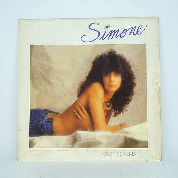 Disco de Vinil - Simone - Corpo e Alma