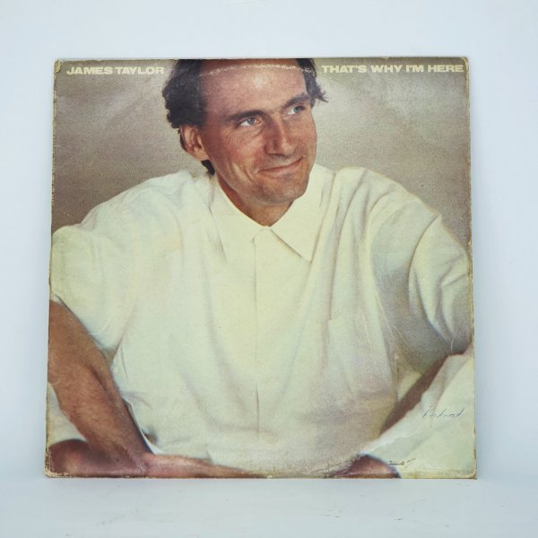 Disco de Vinil - James Taylor - That's Why I'm Here